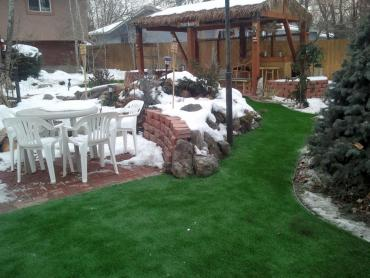 Installing Artificial Grass in Winter