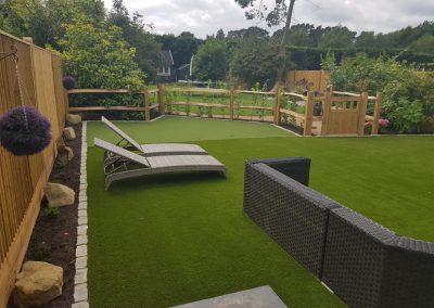 Kewlee's Installation Gallery of Artificial Grass in Surrey