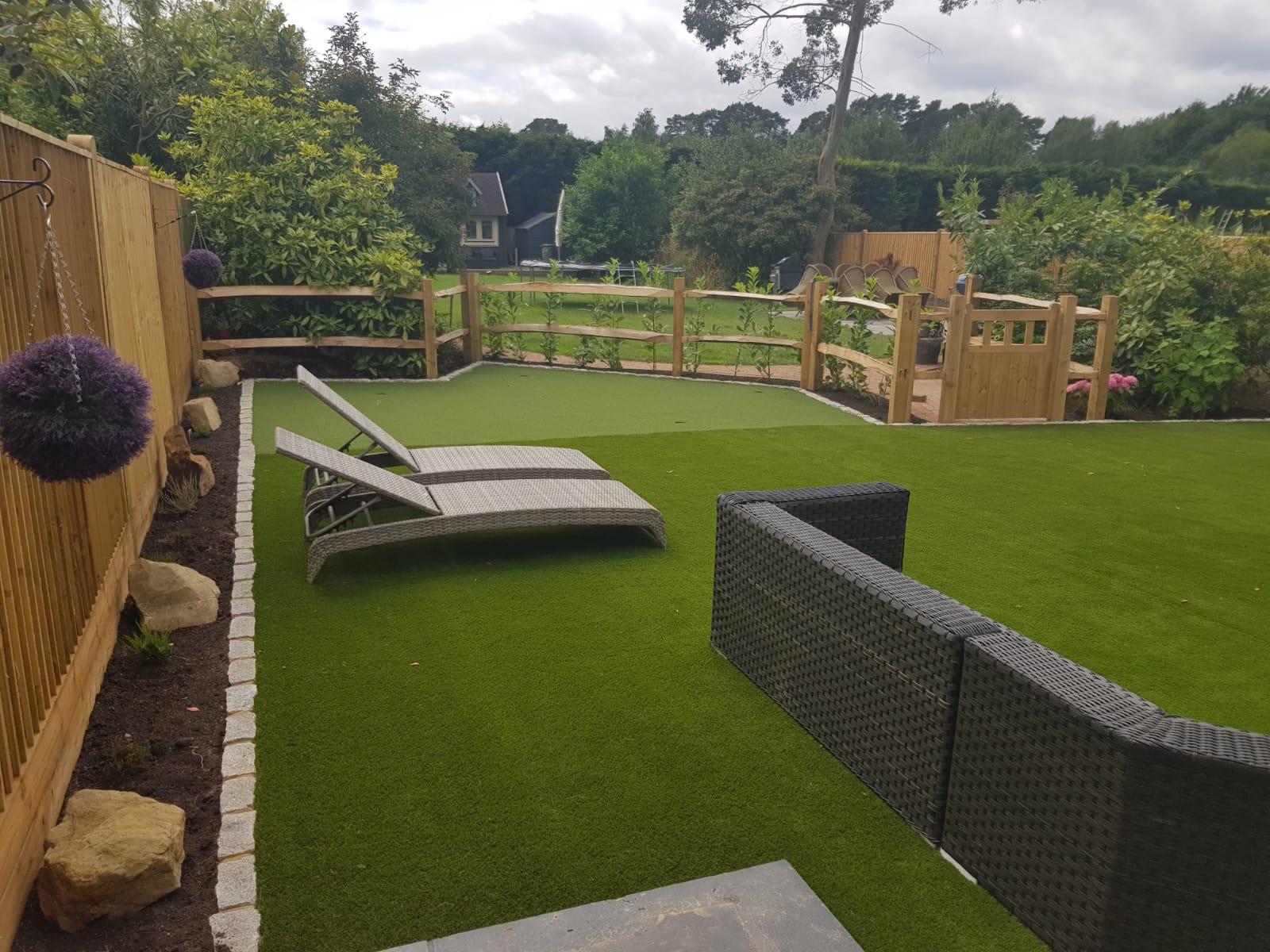 Artifical Grass Installation